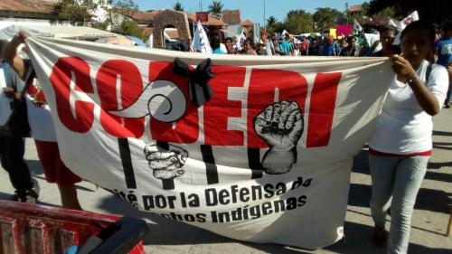 CODEDI denuncia asesinato de Noel Castillo Aguilar